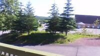 one Bedroom is available now at grand falls windsor,Newfoundland