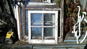antique windows for crafting