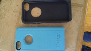 Blue like new Iphone 5s otterbox