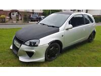 Vauxhall Corsa 1.2i 16v 2006 SXi+ Custom Cruiser PX Swap Anything considered