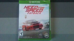 NEED FOR SPEED PAYBACK FOR SALE. $10