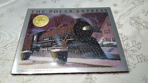 The Polar Express with Audio CD read by Liam Neeson BRAND NEW
