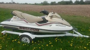 Seadoo with trailer 2600 OBO