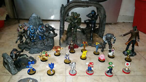 Amiibos And Games For Sale