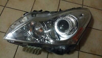 Infiniti G37x Headlight