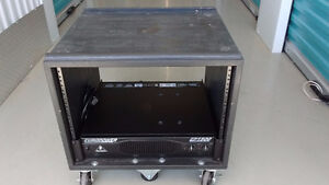 Amplifier & Mobile Rack