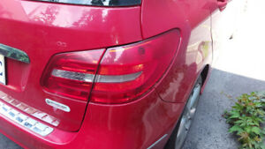 Rear lights, Right and Left, Genuine Mercedes Benz B250 2014