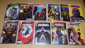 THE DEFENDERS #1 - 10, FCBD, COMPLETE SET, MARVEL COMICS, NM