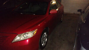 2007 Toyota Camry 4cyl Automatic fully loaded AC
