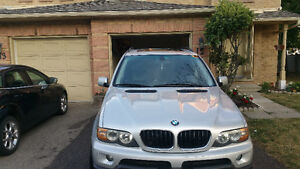 2004 BMW X5 Sport and premium pack SUV, Crossover