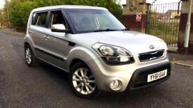 2011 Kia Soul 1.6 CRDi 2 5dr Manual Diesel Hatchback