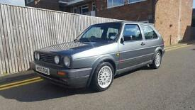 Volkswagen GOLF GTI 1.8 16v Turbo Technics MK2 105,000 miles 1990