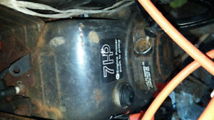 7/24 ARIENS GAS SNOWBLOWER WORKS PERFECT 150.00 FIRM COME SEE