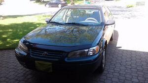 1998 Toyota Camry CE Sedan