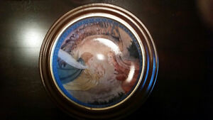 COLLECTOR PLATES BY SULAMITH WULFING