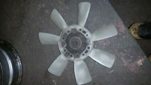 Land Cruiser Thermo Static Fan