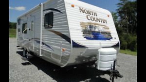 2011 North Country 26BH camper *$13,999 OBO*