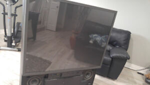 Free Big Screen TV .  Works great! Pick-up only.