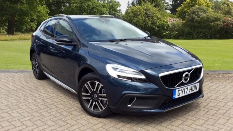 2017 Volvo V40 D2 (120) Cross Country Nav Plu Automatic Diesel Hatchback | in South Croydon ...