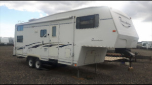 5th Wheel Travelaire with Bunks