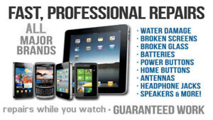 Cell phones and laptop repair technician