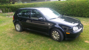 2007 VW Citi Golf