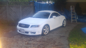 Audi TT reduced to sell $9500 OBO