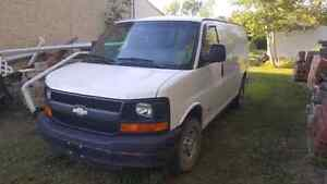 2003 Chevy Express 2500 PARTS ONLY