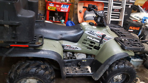 Polaris magnum 4x4 for trade
