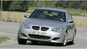 BMW M5  -  500hp Manual (stick shift)