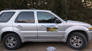 2005 Ford Escape SUV, Crossover Loaded