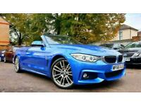 BMW 420 2.0TD ( 190bhp ) Auto 2016 d M Sport (66) 1 owner mint car low mileage