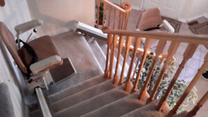 Three Stair Lifts for purchase. Sold separate or 3 for $1150.00