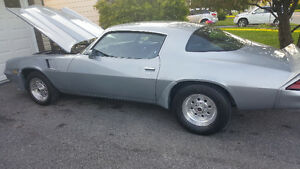 1980 Z28.00.Evaluation at 11.200/For sale 9000.00
