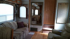 Fifth wheel Titanium 2004
