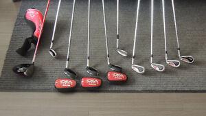 Équipement complet de golf intermédiaire homme droitier