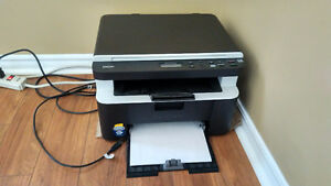 MovingSale Almost New All In One Printer/Scanner/Copier/Wireless