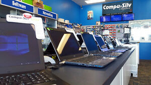 Compu-Silv has Notebooks of all Shapes and Sizes at Great Prices