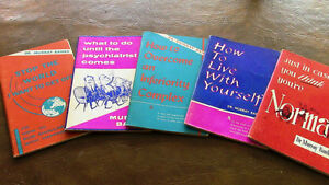 Five Self-Help Books by Dr. Murray Banks, 1950-60's Kitchener / Waterloo Kitchener Area image 1