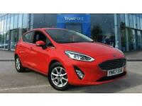 2017 Ford Fiesta ZETEC With Apple CarPlay/Android Auto Manual Hatchback Petrol A