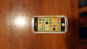 IPhone 5c - 16G Yellow Kitchener / Waterloo Kitchener Area image 1