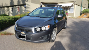 Sweet little 2013 Chevy Sonic LT for sale!