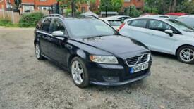 image for 2008 Volvo V50 1.8 R-Design Sport 5dr 12 Month Mot 3 Month Warranty