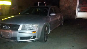 2004 Audi A8 Other