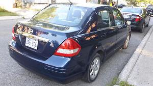 2008 Nissan Versa SL Sedan