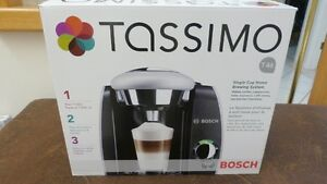 TASSIMO T46 Single Cup Coffee Maker +