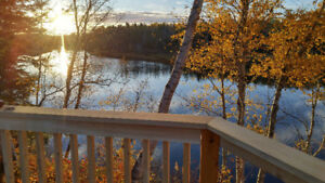 ***Shediac River- Beautiful secluded camper rental***