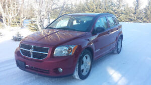 2009 Dodge Caliber SXT Only 160km Manual Transmission LIKE NEW C