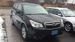 2014 SUBURU FORESTER WITH REAR CAMERA ***PRIVATE SALE***