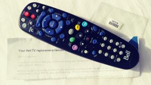 Bell Expressview Remote, unused.  $30